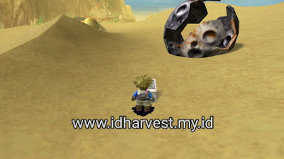 Descent Moon Harvest Moon: Innocent Life