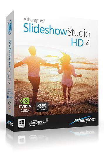 Ashampoo Slideshow Studio Full Español Versión 4.0.8.9