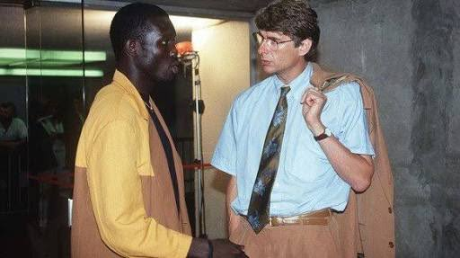 George Weah invites Wenger to inauguration ceremony