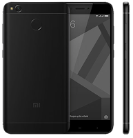 Redmi 4x Matte Black