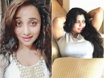Bhojpuri Actresses without makeup Photo | Bhojpuri Heroine without makeup
