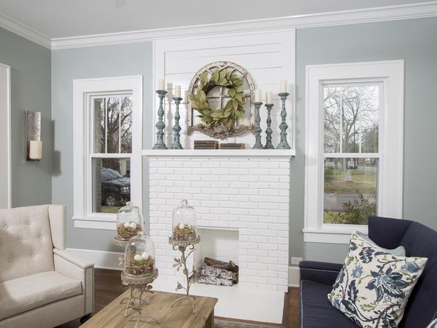 Home Tour: Fixer Upper Style