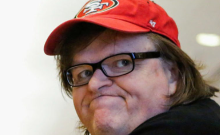 """Michael Moore says Trump is an """"evil genius"""" who is all but guaranteed a second term"""