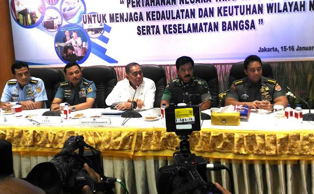 Program Kerja Mabes TNI Prioritaskan Modernisasi Alutsista dan Kekuatan Integratif