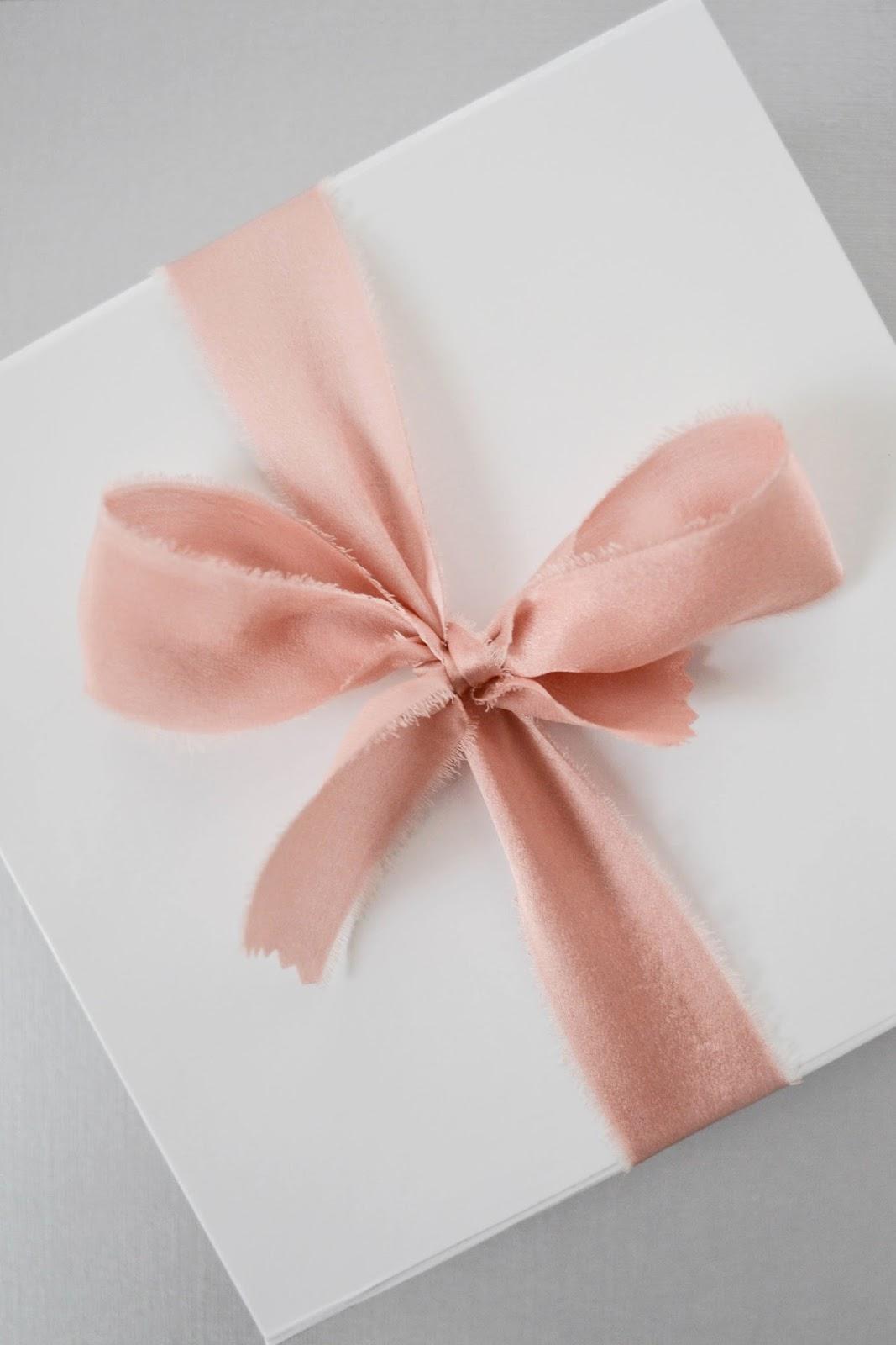 frou frou chic ribbon