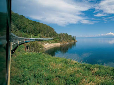 Tsar's Gold Train Trans-Siberian Railway