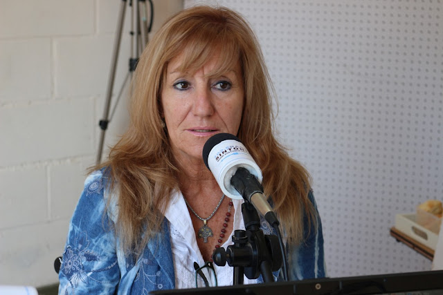 "Maria Luisa Mottura ""asumo la responsabilidad"" sobre la dieta a Concejales"
