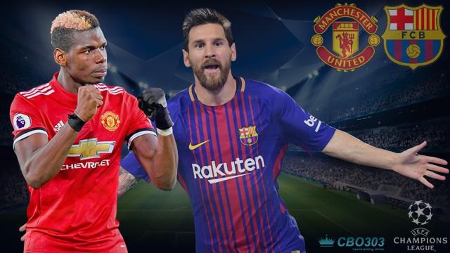 Prediksi Tepat Liga Champions Manchester United vs Barcelona (11 April 2019)
