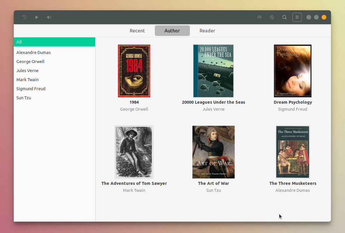 Cozy Is A Nice Linux Audiobook Player For DRM-Free Audio