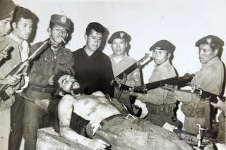 Резултат с изображение за Че Гевара е екзекутиран