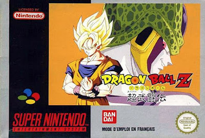 Rom de Dragon Ball Z - Super Butoden - SNES em PT-BR