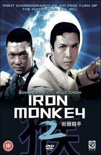 Film Iron Monkey 2