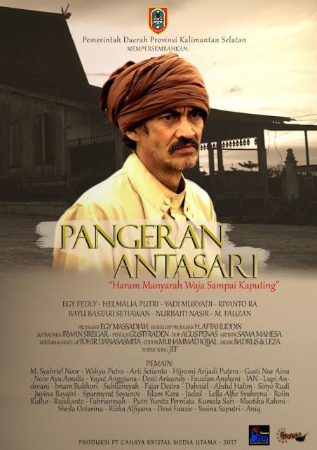 Film Pangeran Antasari - Media Belajar Sejarah Yang Menyenangkan