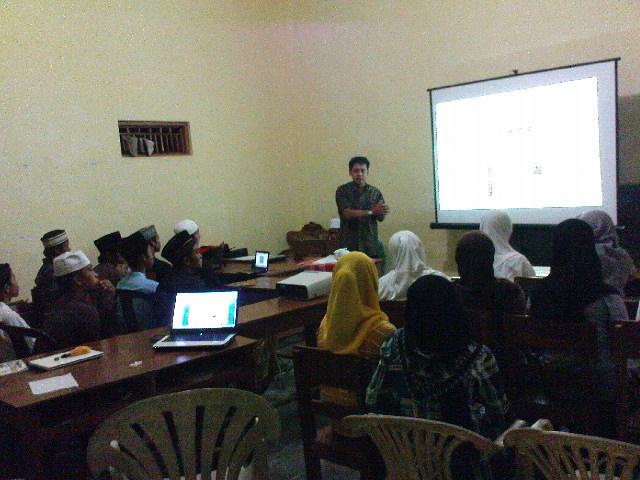 Diklat Ruang OSIS SMK Bustanul Ulum 2012 - SMK Bustanul Ulum