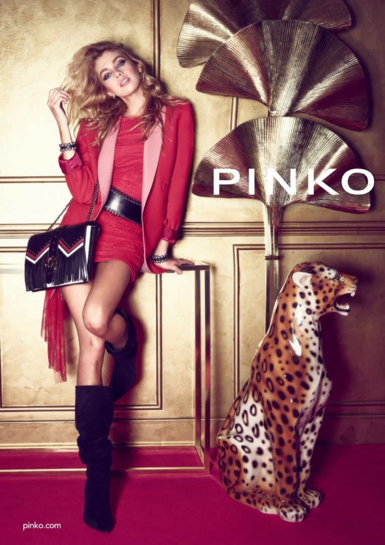Pinko Fall Winter 2018 Campaign