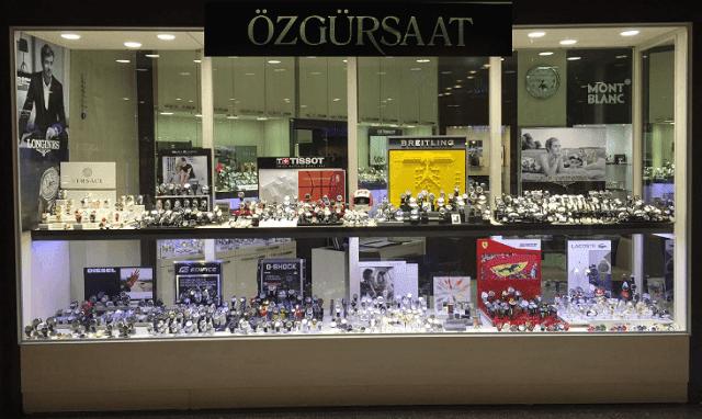 En Gözde Saat Markaları Özgür Saat Online Mağazasında