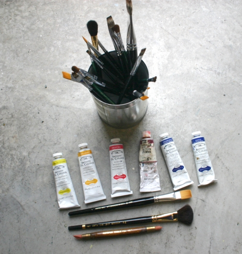 ALL Brushes, Mop and Wipe Out Tool from Jane Jones...to buy go here.