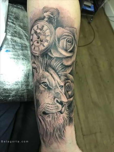 20 Tattoos De Leones Ideas And Designs