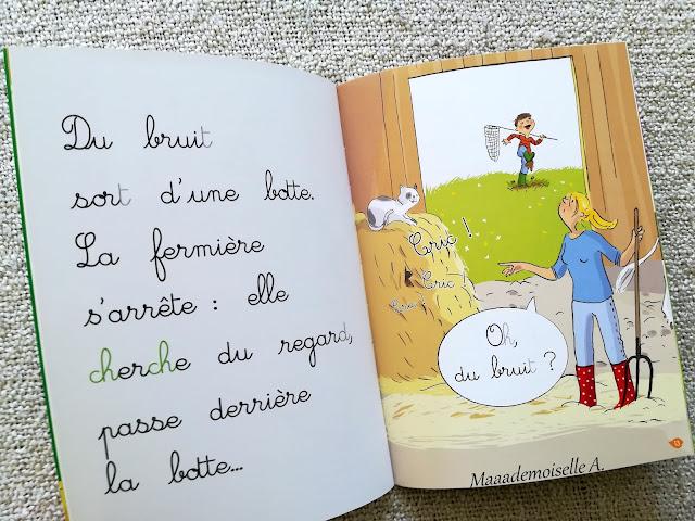 J'apprends à lire Montessori, Bravo Chamalo !