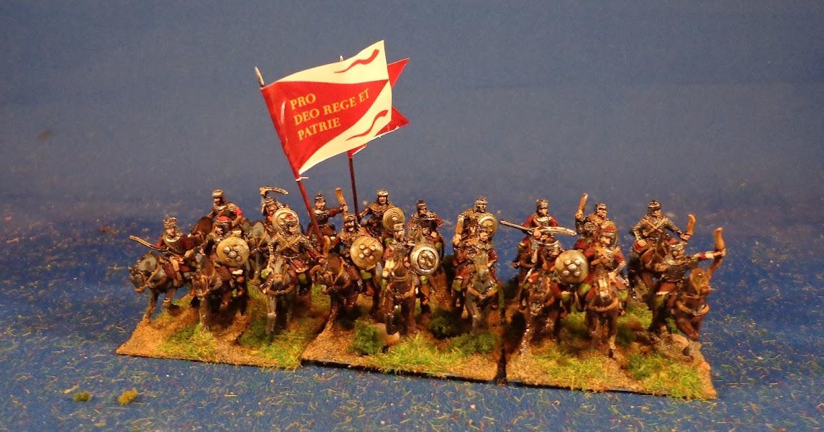 Bob S Miniature Wargaming Blog More 15mm Cavalry