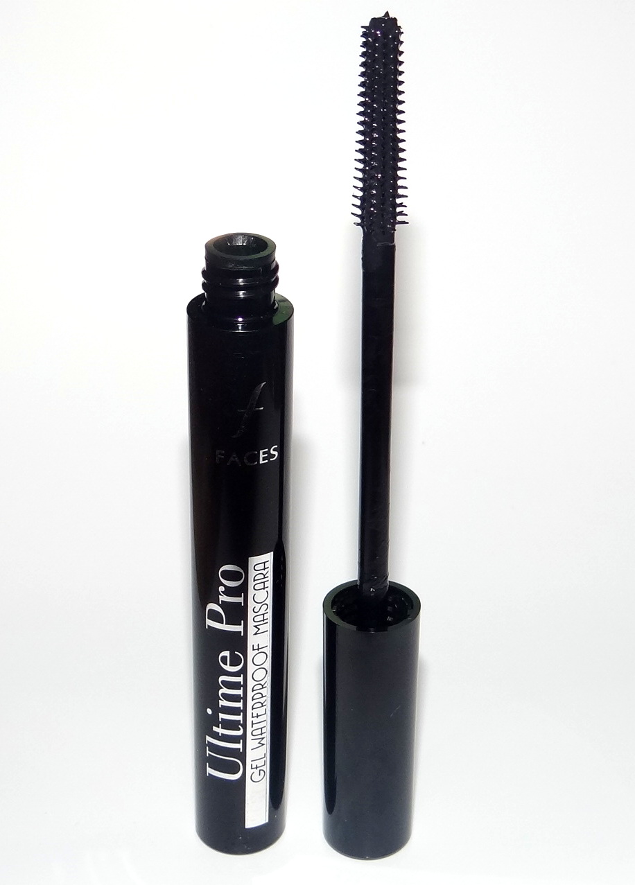 1f06537929e ... Ultimate Pro Gel Waterproof Mascara. I was keen on finding out weather  it's also an impressive product like Faces Canada's other products because  it's ...