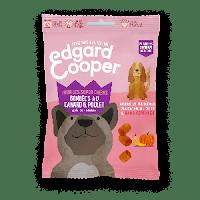 EDGARD & COOPER BONBECS AU CANARD ET AU POULET POUR CHIEN 50 G