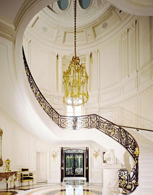 40 Luxurious Grand Foyers For Your Elegant Home: A World Of Interior Design: March 2012