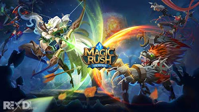 Magic Rush Heroes Apk for Android Free Download