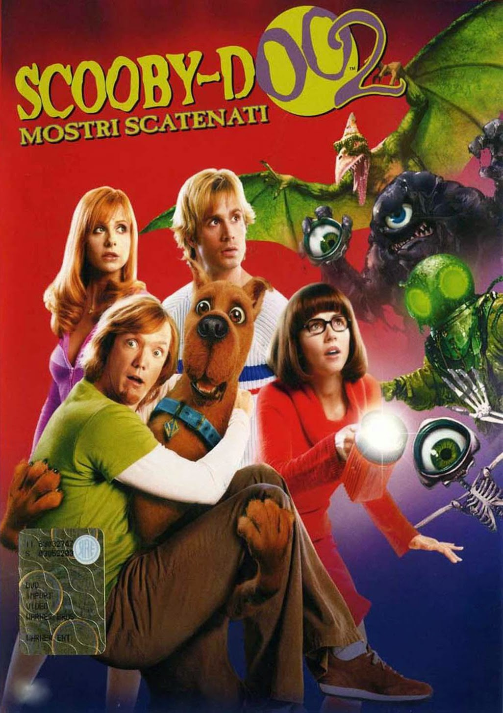 film Scooby Doo et le triangle des Bermudes en streaming vf