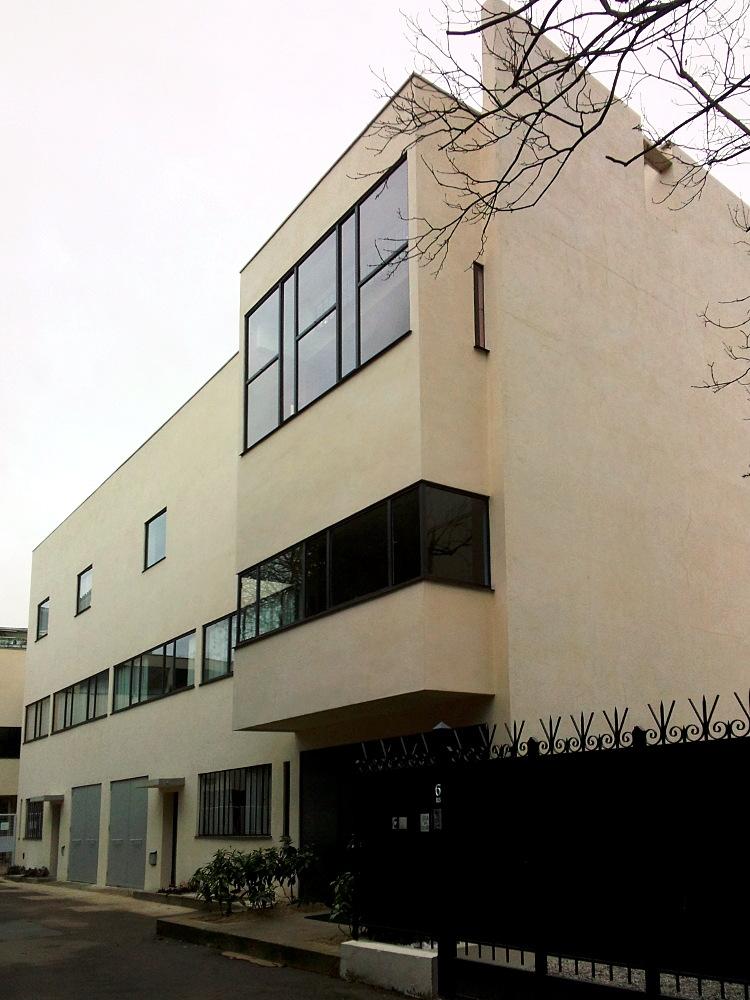 Maison la roche jeanneret - 10 square du docteur blanche 75016 paris ...