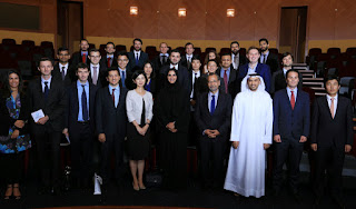 Smart Dubai Office hosts workshop for MBA students from the International Institute of Management Development (IMD)