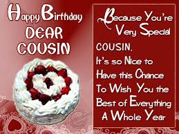 funny birthday wishes for cousin sister
