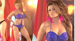 Rakhi Sawant in Bikini