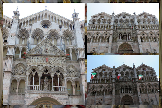 Ferrara points of interest: The Duomo