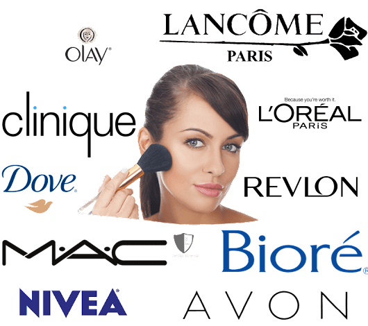 Top 10 Brands: Top 10 Makeup Brands in World - Best Cosmetics brands list