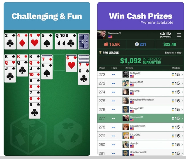 The Best iphone, ipad Puzzle Apps and Mechanical Puzzles: Solitaire