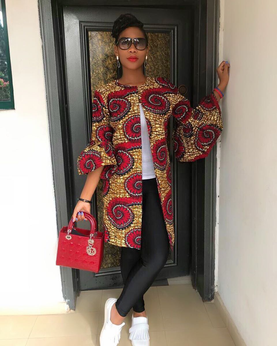 Get Trendy With These Pictures Of The Latest Ankara Jacket Styles Designs 2018 African