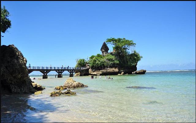 20 Tempat Wisata Malang Kota Terbaru Terfavorit Anti Mainstream Pantai Balekambang