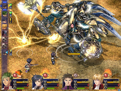 Download GameThe Legend of Heroes Trails in the Sky PC