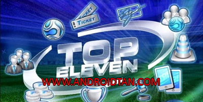 Top Eleven Mod Apk 2017 v5.6 Full Unlimited Money/Token Terbaru