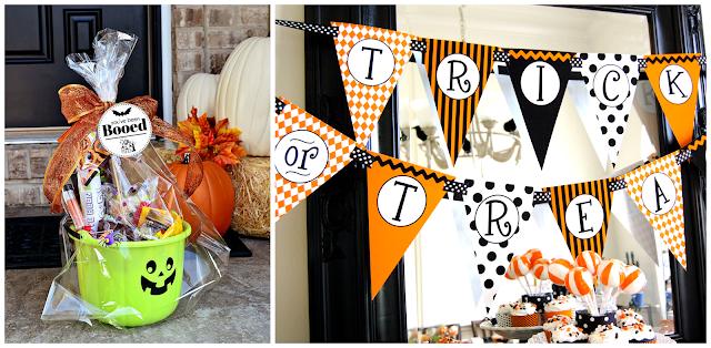 Halloween Decor - Fall Favorites Printables Bundle