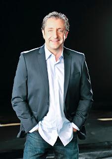 Josep Pedrerol presentador de 'Jugones' y 'El Chiringuito'
