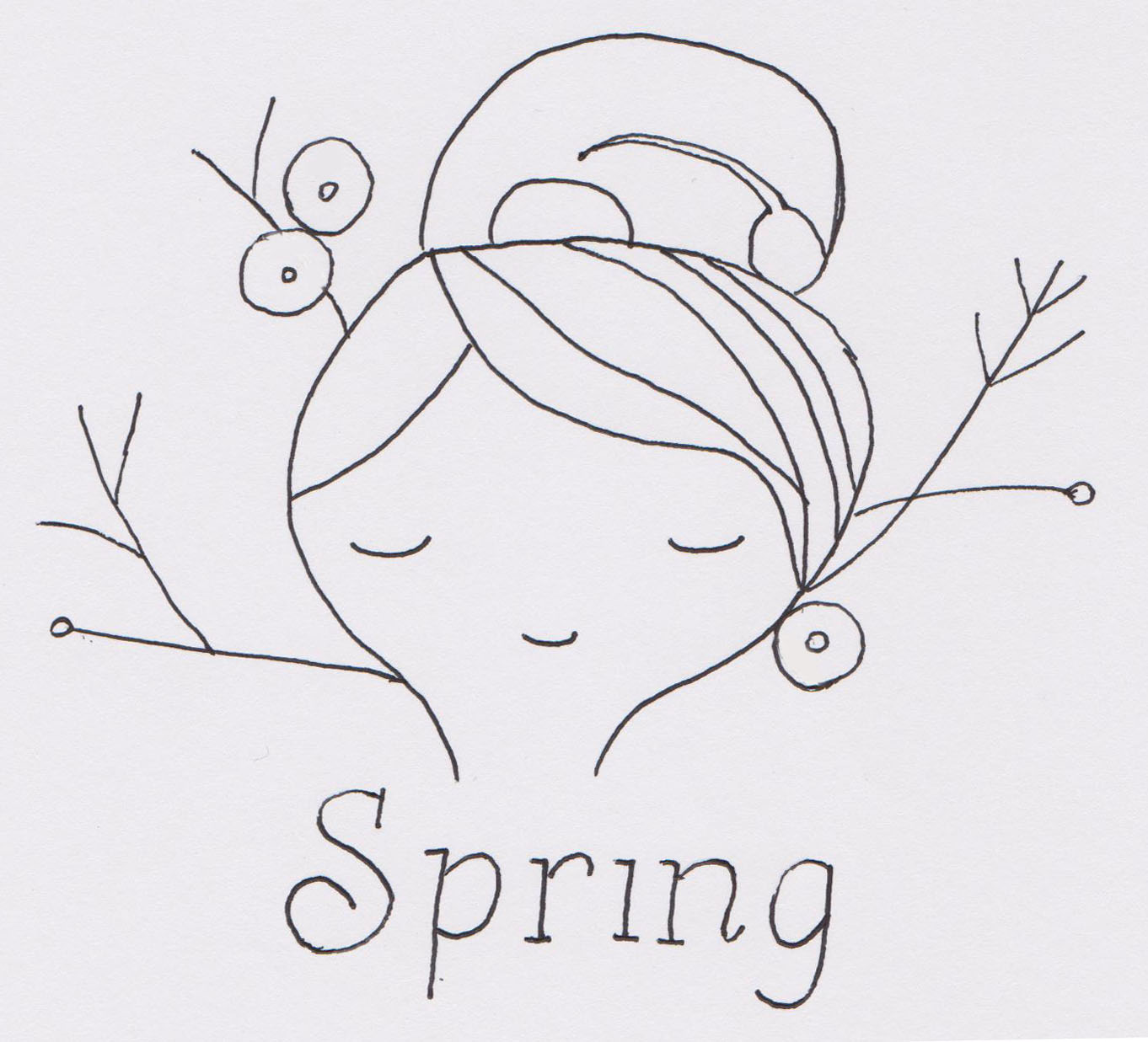Deshilachado: Patrón gratuito de bordado ruso: Primavera / Free ...