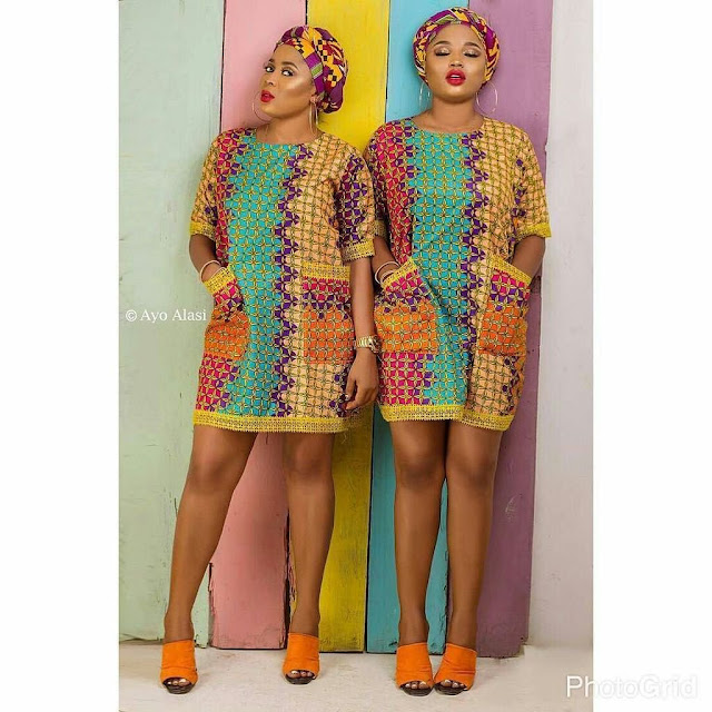 Simple And Creative 2018 Ankara Gowns That You Will Love To Rock