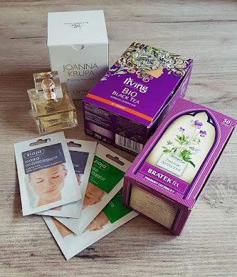 haul zakupowy #1 (kosmetyki, herbaty)
