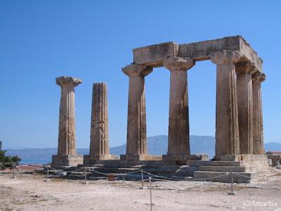 Peloponnese Corinthe