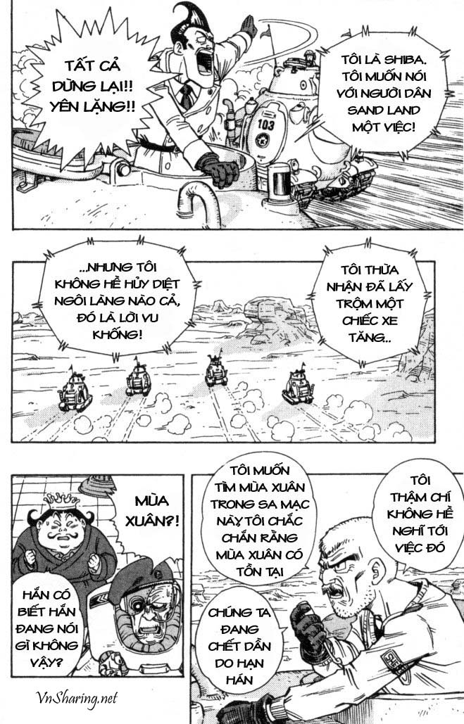 SandLand chap 7 trang 2