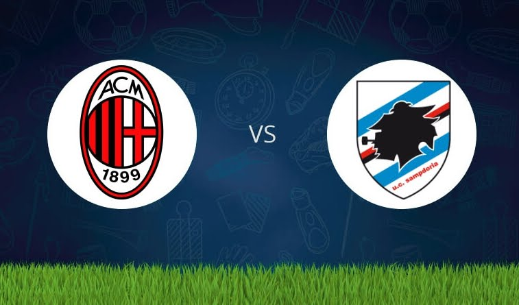 Milan-Sampdoria Streaming Rojadirecta: dove vederla Gratis con smartphone e tablet.