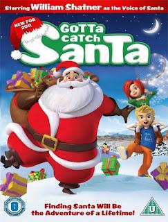 Ver Gotta Catch Santa Claus (2010) Online
