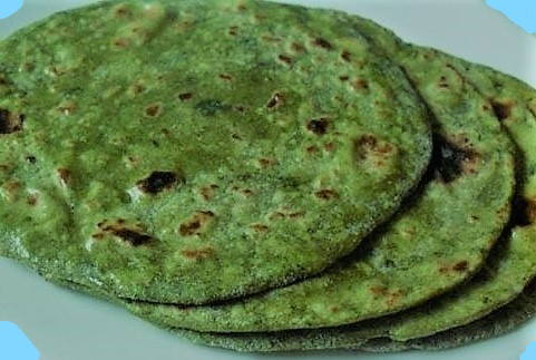 Bathua roti Or Paratha